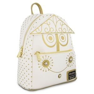 NWT it's a small world Mini Backpack by Loungefly